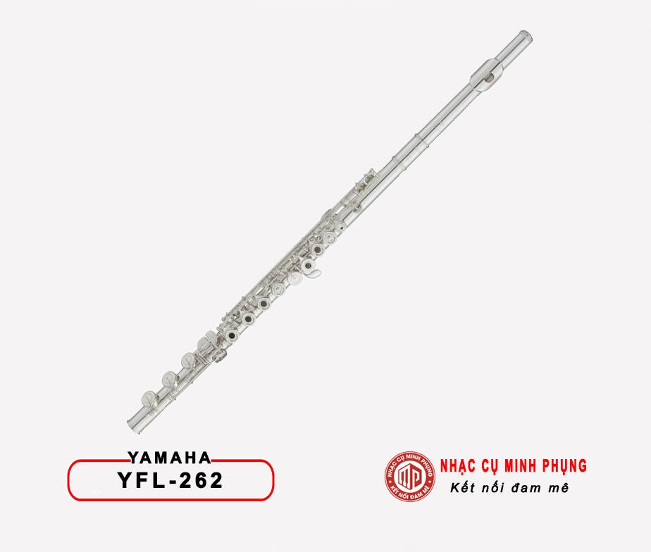 Sáo Flute YAMAHA YFL 262
