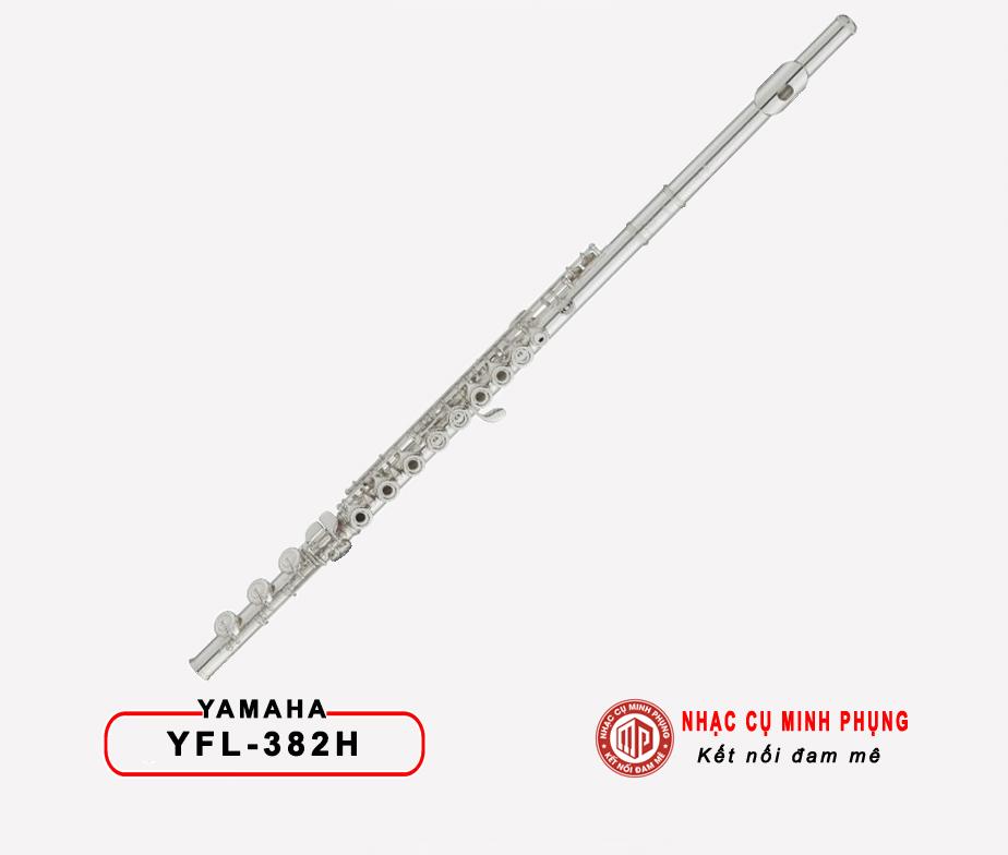 Sáo Flute YAMAHA YFL 382H