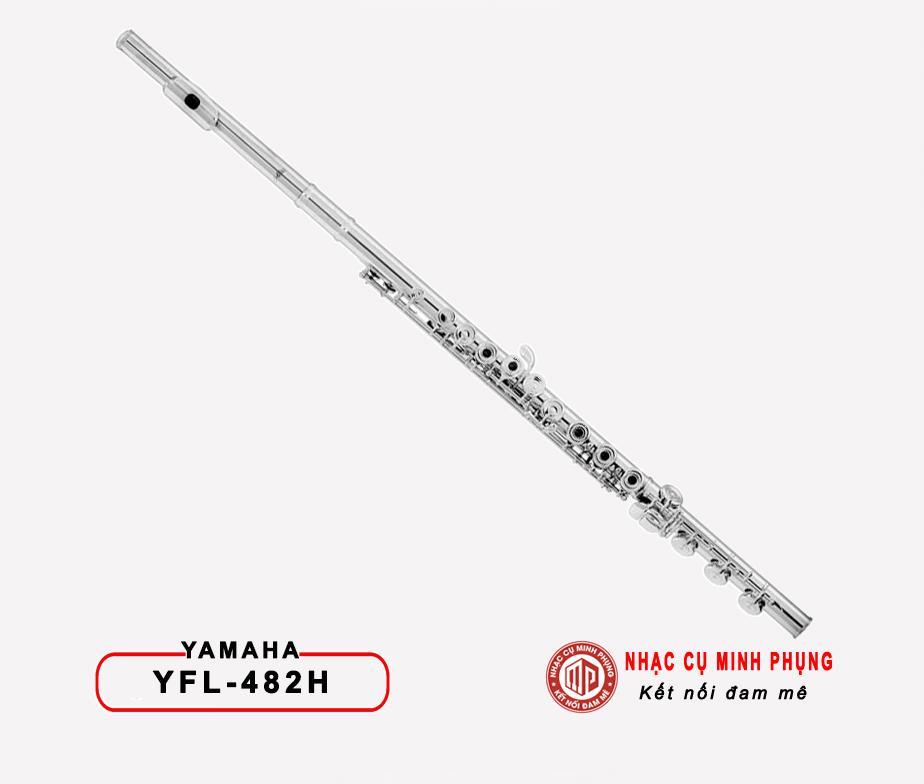 Sáo Flute YAMAHA YFL 482H