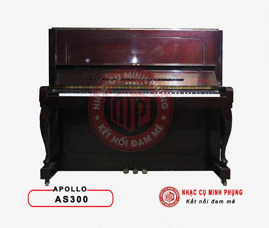 Đàn piano cơ Apollo AS300