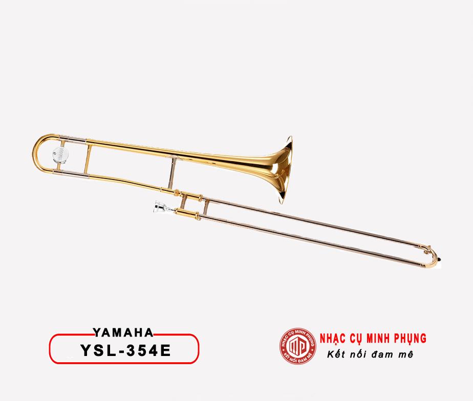 Kèn Trombone YAMAHA YSL 354E