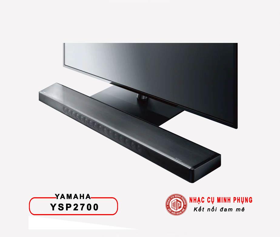 Soundbar Yamaha YSP2700