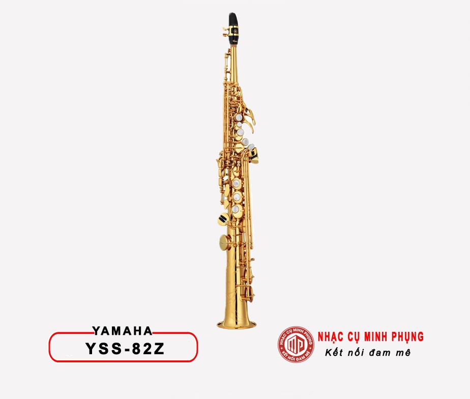 Kèn YAMAHA Saxophones YSS 82Z