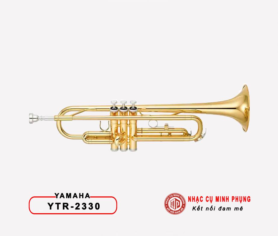Kèn YAMAHA Trumpet Bb YTR 2330