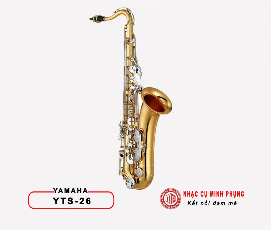 Kèn YAMAHA Saxophone YTS 26