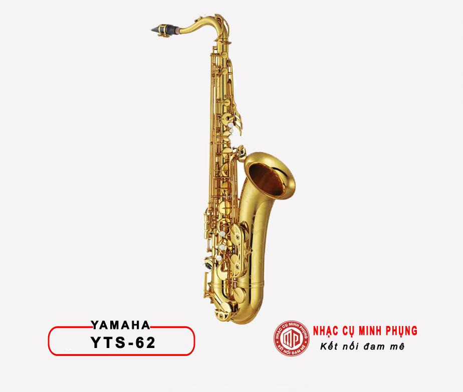 Kèn YAMAHA Saxophone YTS 62