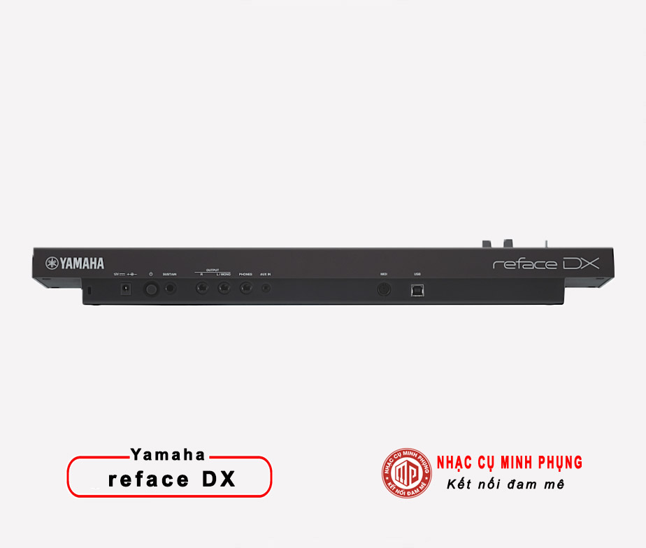 Đàn Keyboard Yamaha synthesizer reface DX